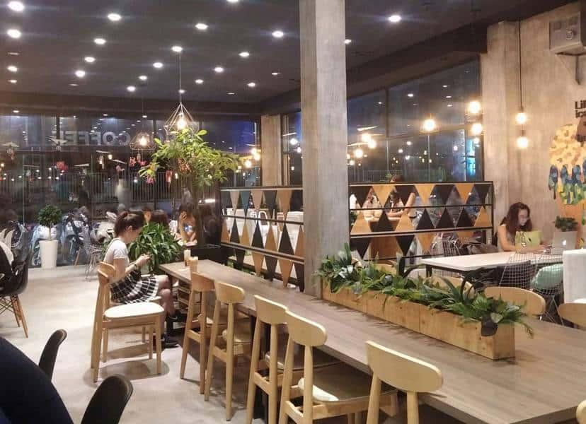 boo cafe mở ngày tết 2020
