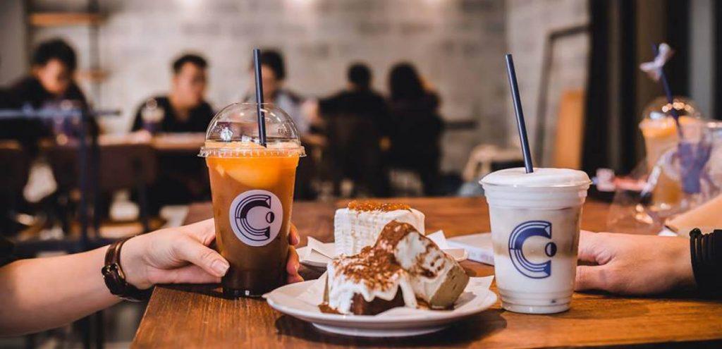 cheese cafe mở cửa xuyên tết 2020