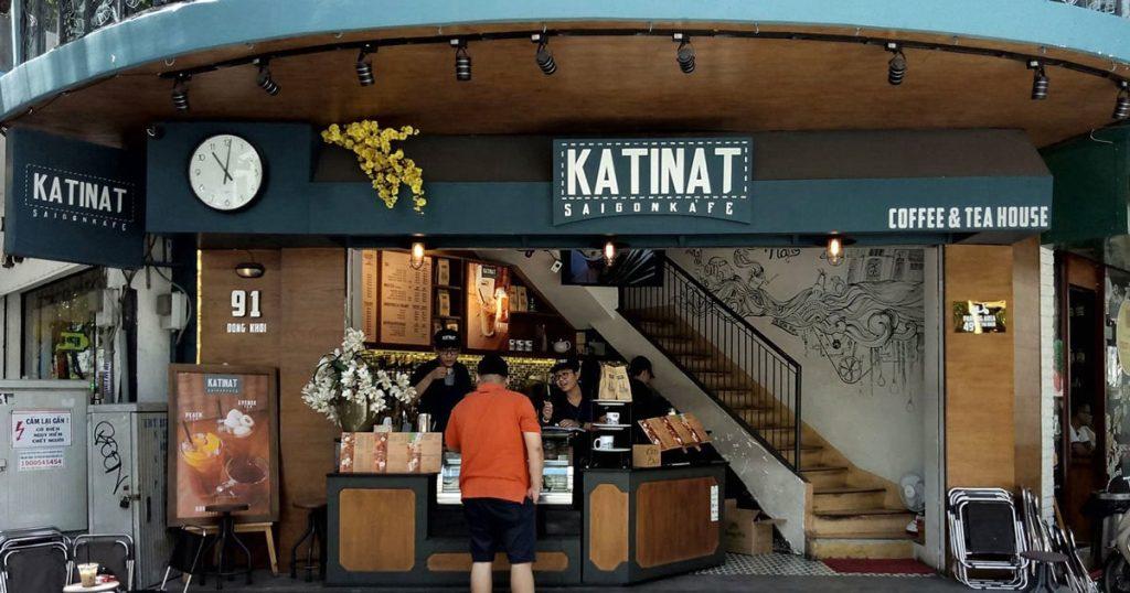 quán cafe katinat mở cửa xuyên tết 2020