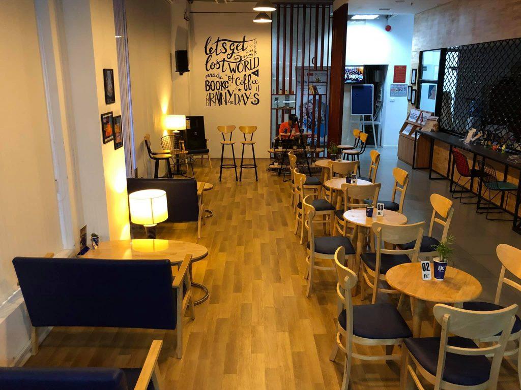 Deer cafe quán mở xuyên tết 2020
