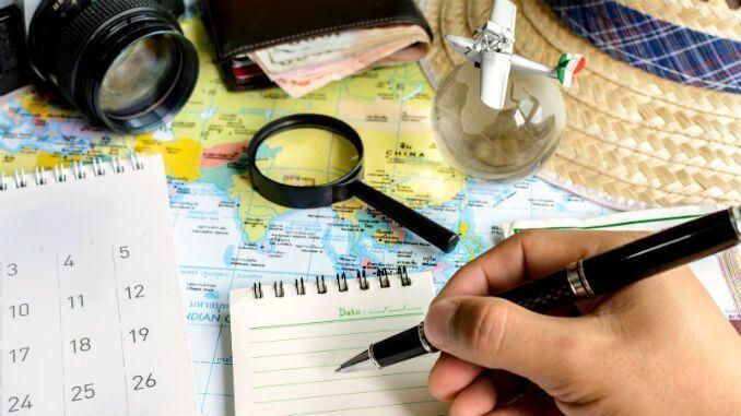 lê kế hoạch du lịch tết nguyên đán