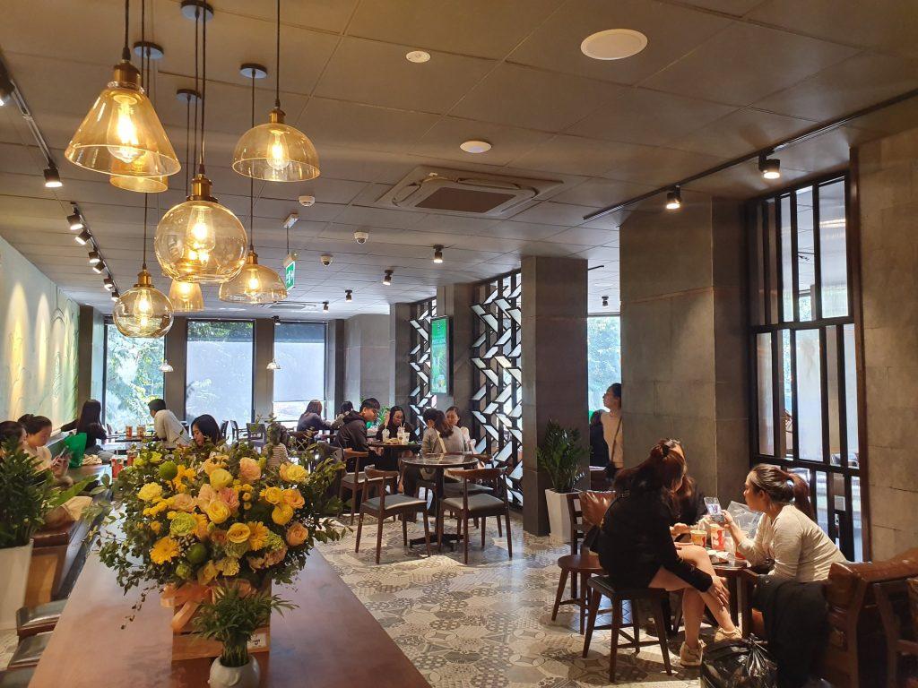 phúc long cafe mở xuyên tết 2020