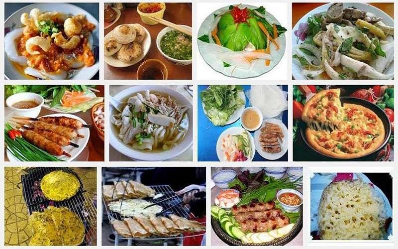 Các món ăn vật hấp dẫn tại Đà Lạt