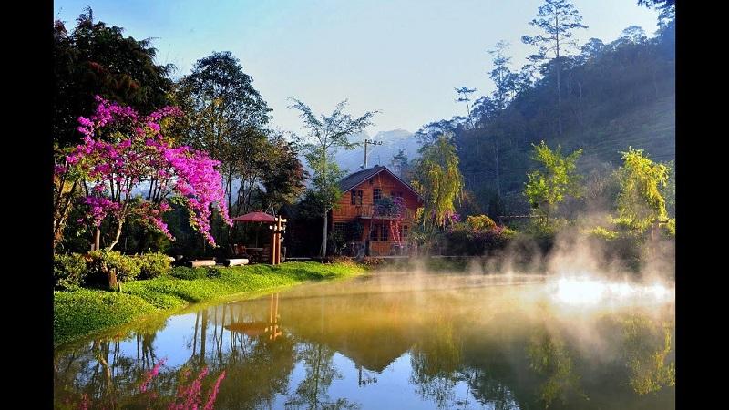 Ma rừng Lữ Quán - địa điểm tham quan hấp dẫn tại Đà Lạt