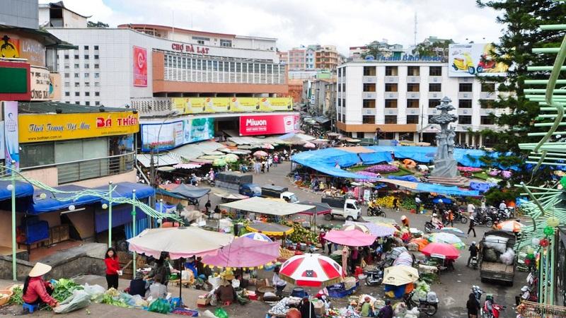 Chợ Đà Lạt -