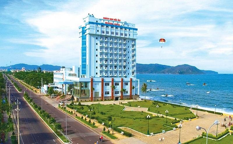 Khách sạn khu An Dương Vương