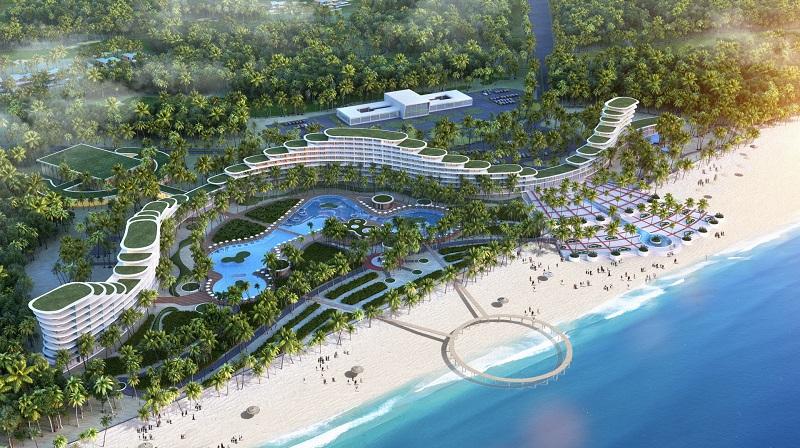 FLC Hotel & Resort - khu nghỉ dưỡng cao cấp nổi tiếng nhất tại Quy Nhơn