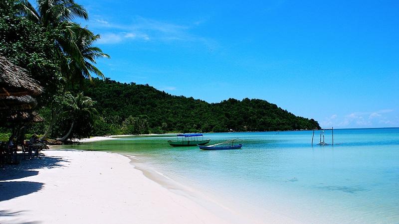 Bãi Sao - bãi biển đẹp nhất tại Phú Quốc