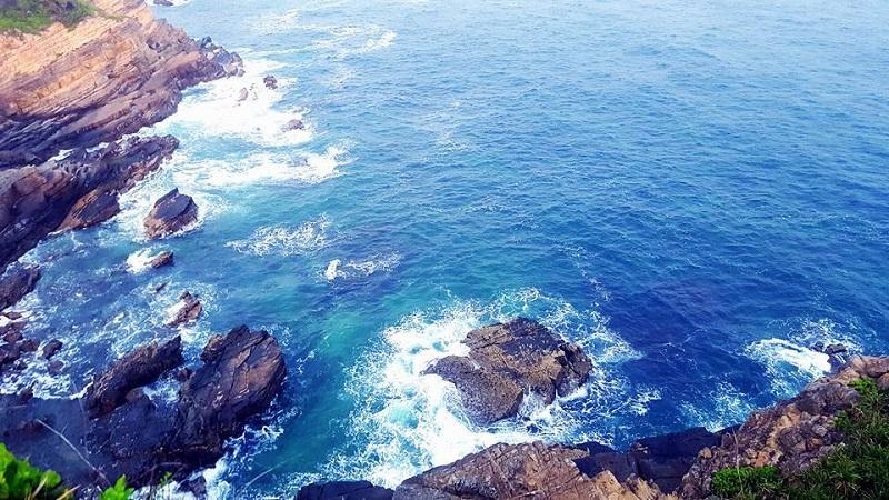 Vẻ đẹp biển đảo tại Đảo Cô Tô ở Hạ Long
