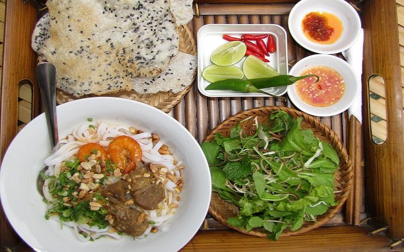Mỳ Quảng - cái hồn nghệ thuật ẩm thực cảu vùng đất Quảng