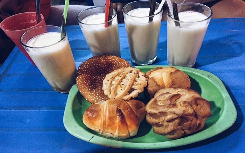 Sữa nóng Đà Lạt -Một trong những thức uống được các bạn trẻ Đà Lạt cực yêu thích