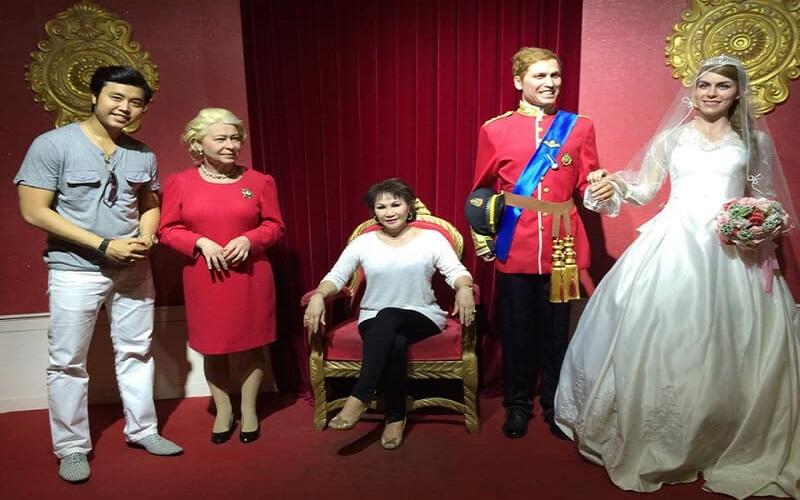 Bảo tàng Sáp - nơi check-in cực thích cho du khách