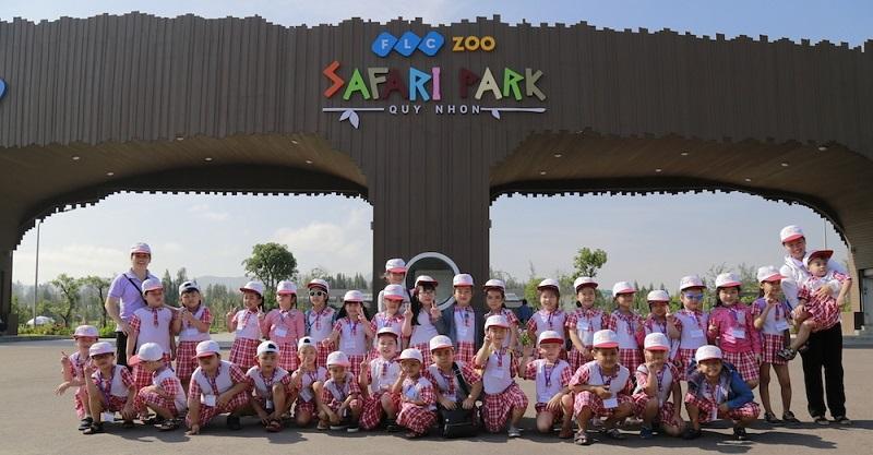 FLC Zoo Safari Quy Nhơn