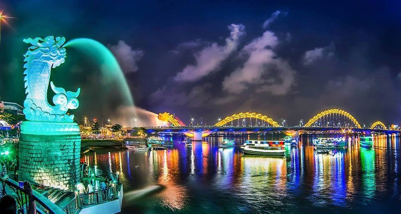 Đà Nẵng - nơi được mệnh danh là Singapore của Việt Nam