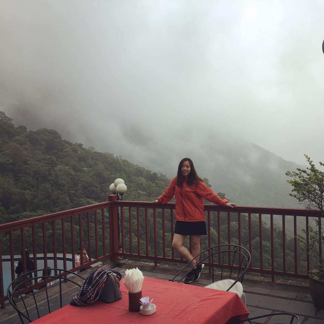 Tam Đảo Belvedere Resort Vĩnh Phúc homestay có hướng view đẹp, tầm nhìn thoáng đãng