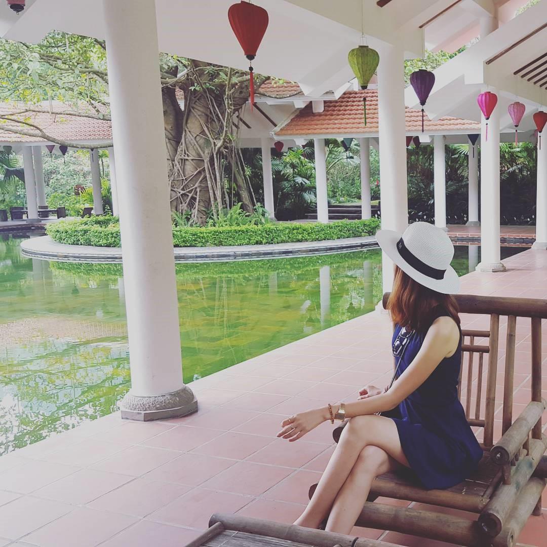 Ngay tại Tam Đảo Belvedere Resort  Vĩnh Phúc cũng có cảnh đẹp cho khách chiêm ngưỡng