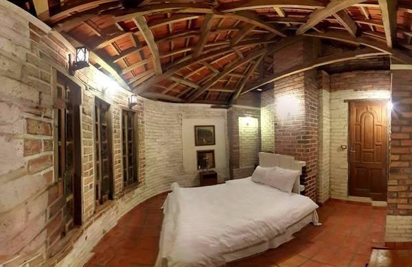 Phòng nghỉ của Jungle House