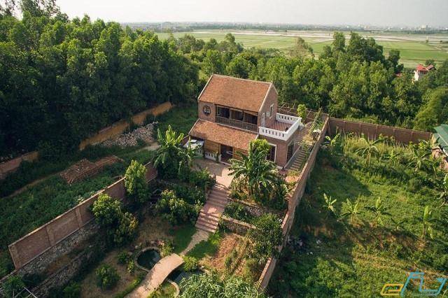 Toàn cảnh Zen Villa