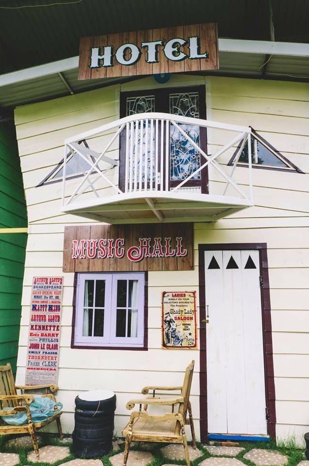 Tại Xóm Homestay mỗi một căn nhà đều có lối trang trí khác nhau
