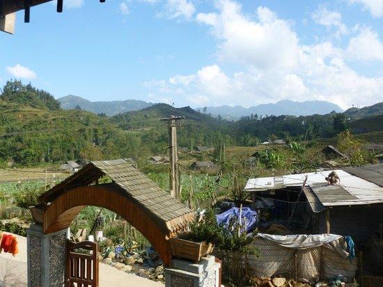 sapa heavenly home stay