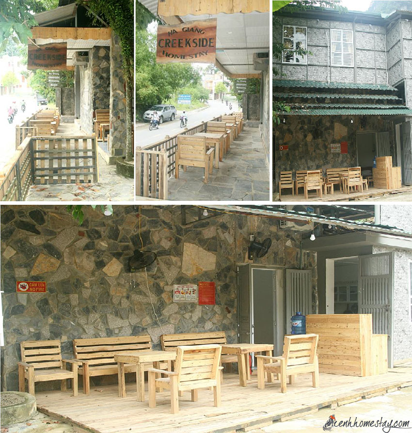 Hà Giang Creekside House: Đơn giản, tiện nghi đúng chất Cao Nguyên Đá Đồng Văn