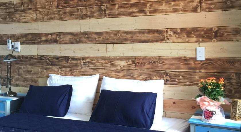 Phòng ngủ tại Hạ Long Ginger Homestay Quảng Ninh