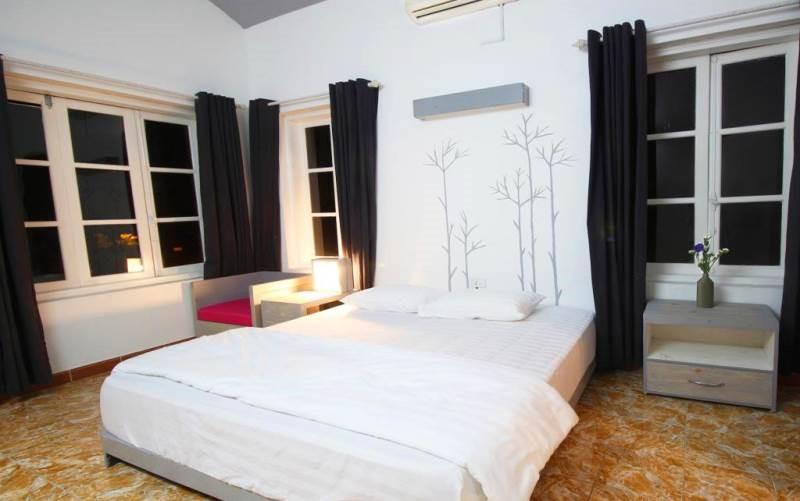 Phòng ngủ hiện đại, sang trọng với đầy đủ tiện nghi