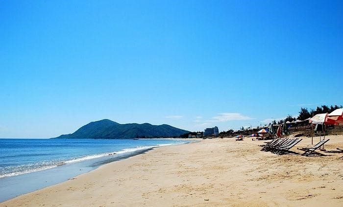 Homestay Hà Tĩnh Ông Công tọa lạc ở biển Thạch Hải xinh đẹp
